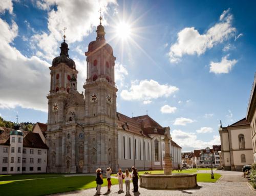 Pfarreiausflug am 25. September nach St. Gallen